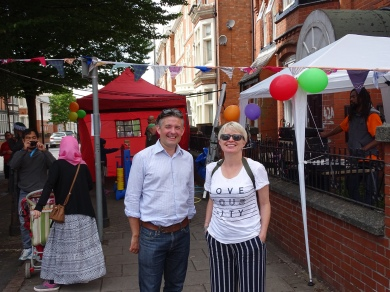 0750 Leicester Highfields Street Party