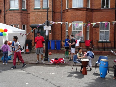 0753 Leicester Highfields Street Party