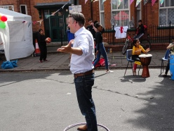 0766 Leicester Highfields Street Party