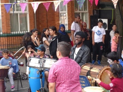 0768 Leicester Highfields Street Party