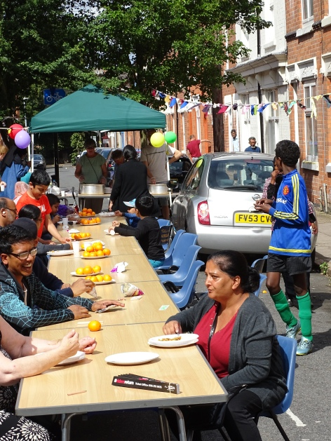 0771 Leicester Highfields Street Party