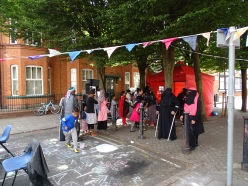 0785 Leicester Highfields Street Party