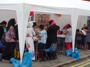 0796 Leicester Highfields Street Party