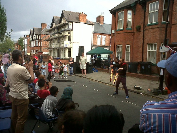 Street Party 9 August 2014