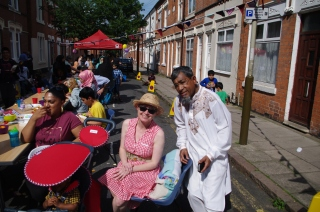 Street Party 22 August 2015