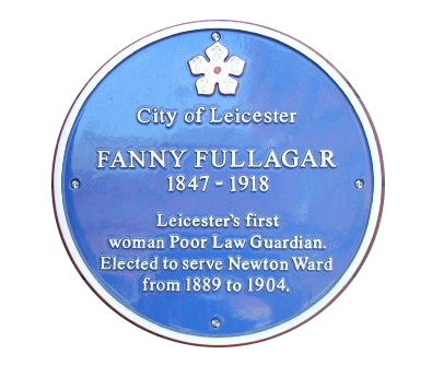 Fanny Fullagar blue plaque