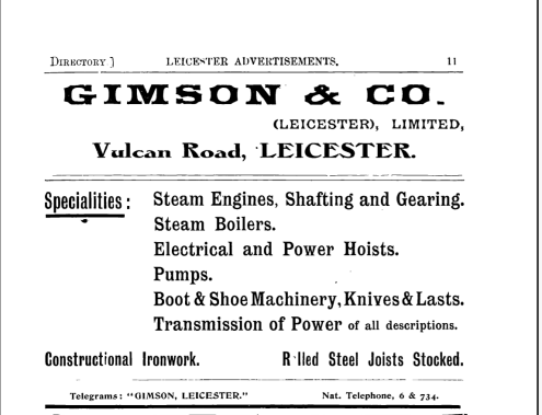 Gimson Engineering