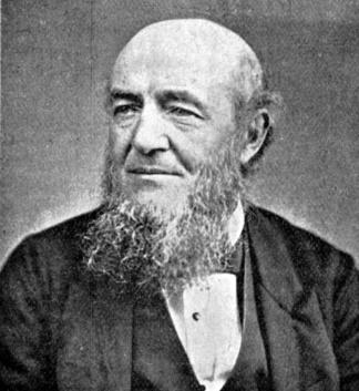 Josiah Gimson born 1818